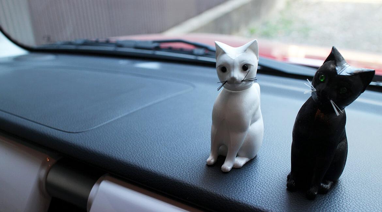 ボビングヘッド ネコ
